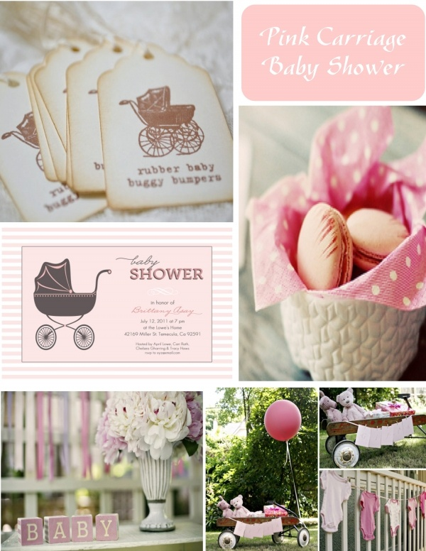 Pink Carriage Baby ShowerBaby Shower Jaydebug, Baby Shower Theme Balloons, Pink Baby Showers, Babyshower Ideas, Baby Shower Ideas, Showers Parties Gift, Babyshower Stuff, Carriage Theme Baby Shower, Baby Gift