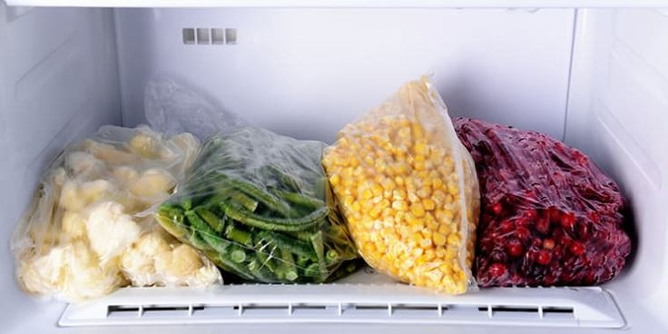 Why Frozen and Canned Fruits & Veggies Are Good, Too