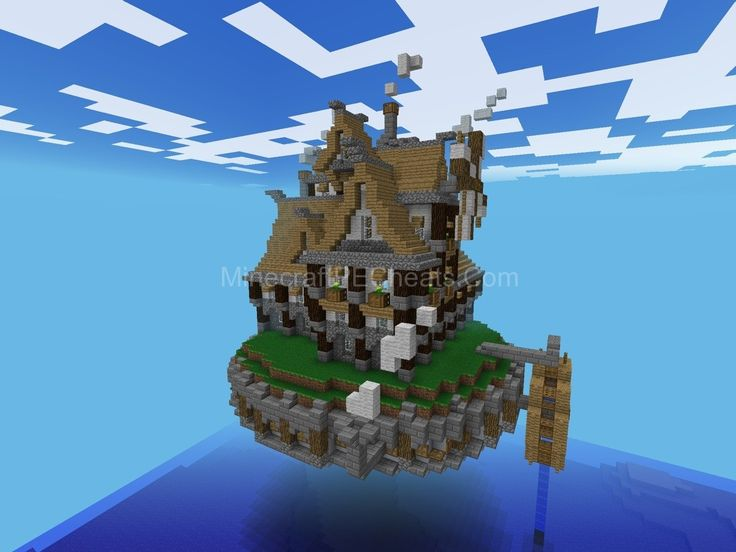 Minecraft amazing house map 15 epic building designs for Amazing building designs