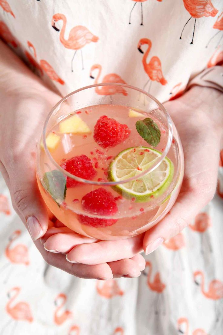 Raspberry Mango Spring Sangria sings of springtime flavors! Gather friends for this delightfully simple sangria that is oh-so-delicious, yet easy to make.