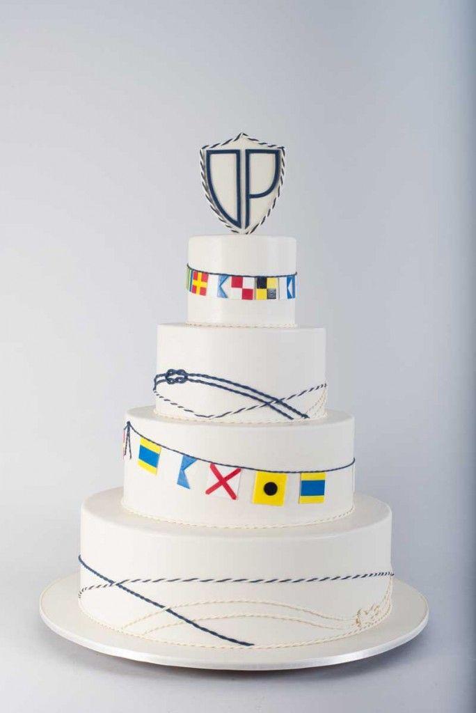 Gay sailors enjoy piece of navy cakes