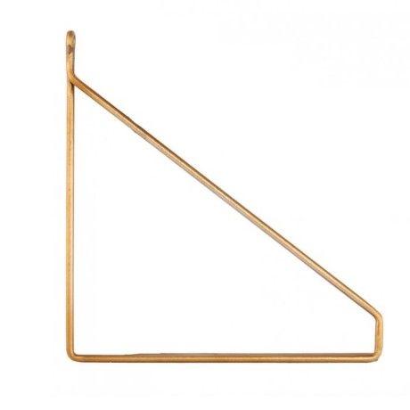 Brass Shelf Bracket - Trouva                                                                                                                                                                                 More