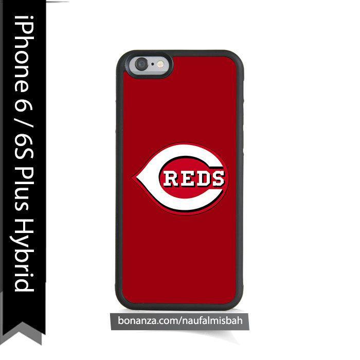 Cincinnati Reds Logo iPhone 6/6s PLUS HYBRID Case Cover