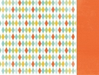 12x12 Scrapbook Paper - Celebrate