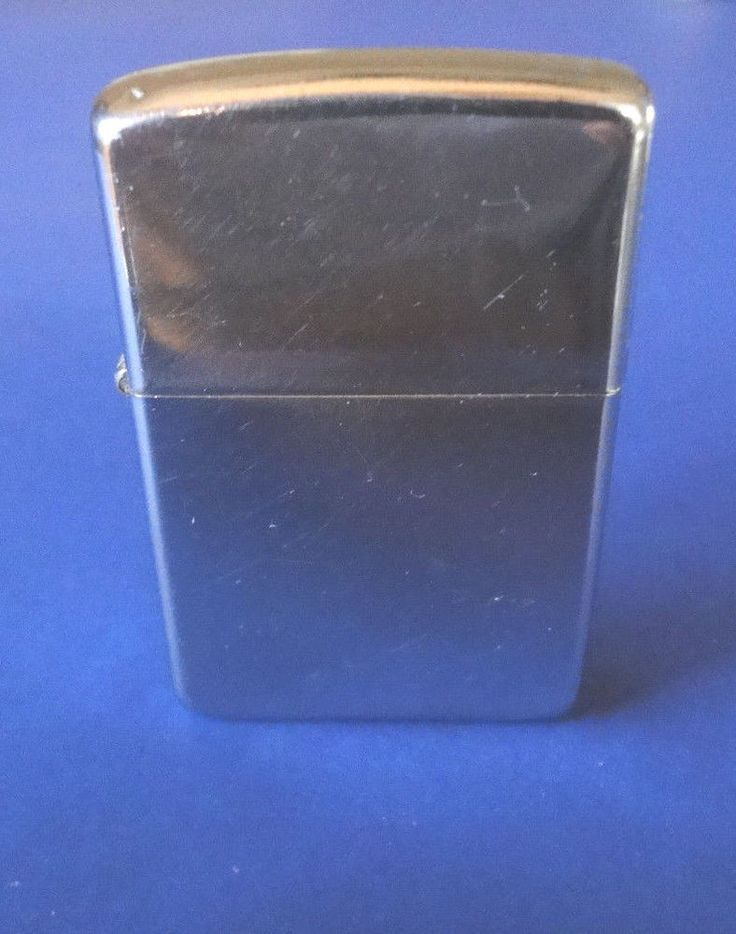 Vintage Zippo Lighter 1950 Made In Niagara Falls Canada