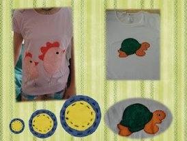 .http://lyracrafts.blogspot.com.es/2012/05/camisetas-patchork.html