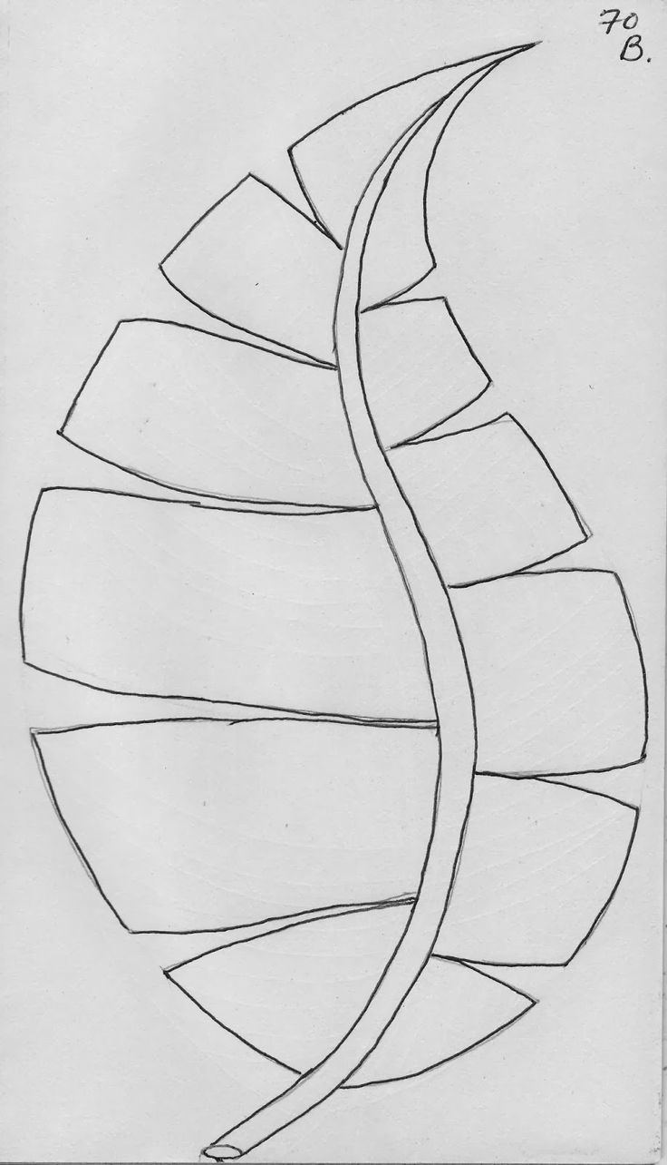 Sketch Book.....Leaf Designs 2 Wow!  Love this!