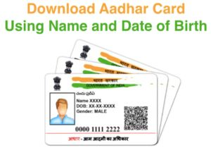 Download Aadhar Card Online At Www Uidai Gov In Check Aadhar Card Status Aadhar Card Card Downloads Cards