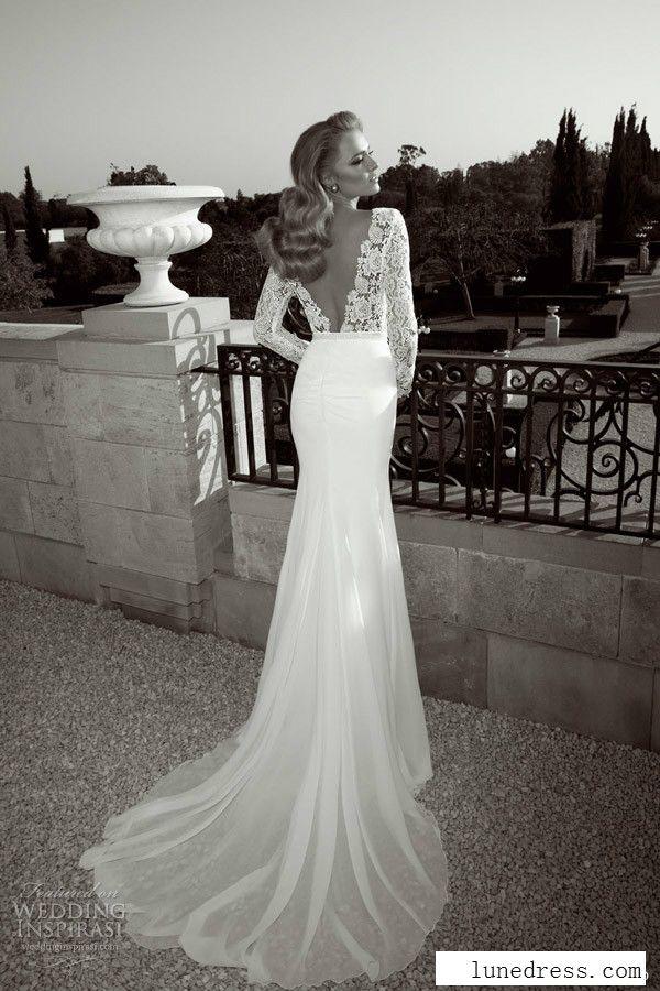 #Vintagewedding dress for the most beautiful #retro brides.