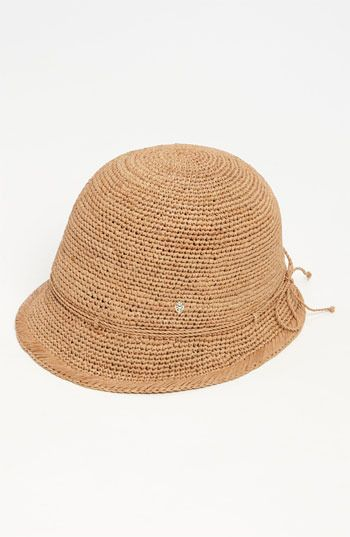 737e49d1c05c7a Shop for 'Nantale' Packable Raffia Cloche by Helen Kaminski at ShopStyle.  Now for Sold Out.