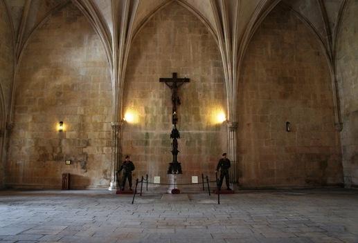 Monumento ao soldado desconhecido, Mosteiro da Batalha