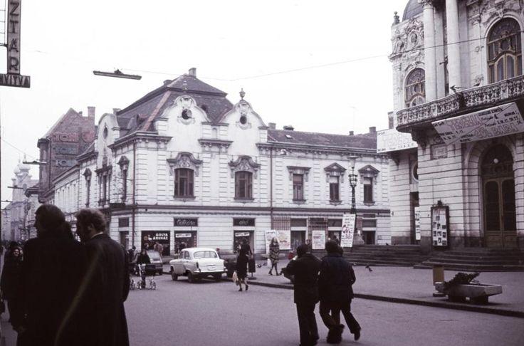 Király utca, Pécsi Nemzeti Színház.