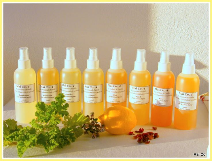 Mai Co's range of Herbal Air & Linen Sprays make wonderful gifts for all tastes! Fresh and wonderfully uplifting!