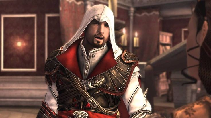 Here's my newest movie, Assassin's Creed Brotherhood. Please note that this is not a spin-off. It's an important part of the AC story and should not be skipped.  As before, the goal of these projects is to present the story in a way that non gamers can understand. This is done by including any cutscenes and minimal gameplay necessary to understanding what's going on. I will not cut anything that would lead to plot holes or confusion.  I