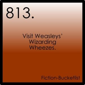 Fiction Bucket List