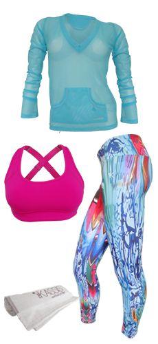 estampados, prints ropa deportiva kassis