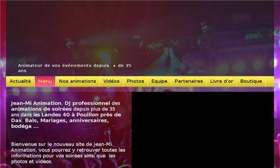 Jean Mi Animation - Animation toutes soirées dansantes     - Pouillon, Landes, Aquitaine