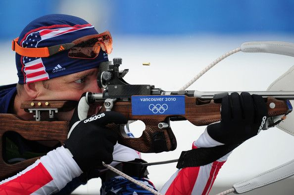 Jeremy Teela Pictures - Biathlon - Day 3 - Zimbio
