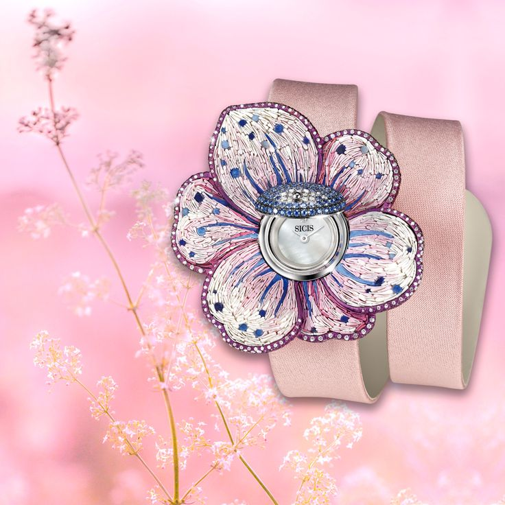 This week is dedicated to our precious gardenia watches. Keep following us and don't miss any of them, starting from the gardenia candy!
