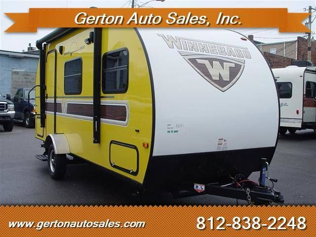 2017 Winnebago  WinnieDrop 170S for sale  - Mount Vernon, IN | RVT.com Classifieds