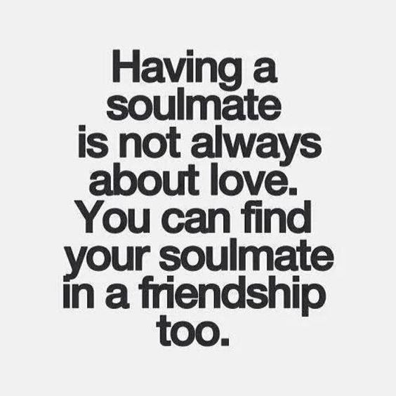 Tumblr Quotes About Love Black And White : Having a soulmate is not always about love. You can find your soulmate ...