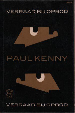 book cover by Dick Bruna (1963)
