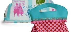 doe het zelf pakket klein of groot tasje naaien