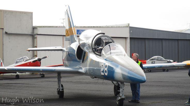 L39 Albatross @ Ardmore