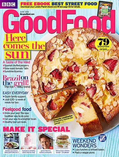 405 best indexed magazines images on pinterest food magazines this easy summer bake made by adding dots of cheesecake mix to almond sponge along with chunks of fruit is a guaranteed crowd pleaser also good with fandeluxe Gallery