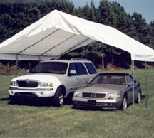 The Regular Canopy 18'x20' - $599.99