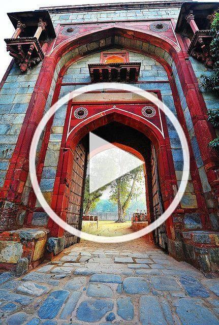 Gates Of Delhi Monuments Lock Screen Wallpaper Locked Wallpaper Wallpaper