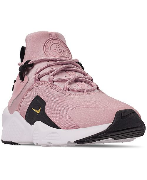 22a5d4d9091a Nike Women s Air Huarache City Move Casual Sneakers from Finish Line -  Finish Line Athletic Sneakers - Shoes - Macy s