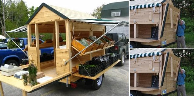 Farmers Market Portable Toilet : Best images about farmers market ideas on pinterest