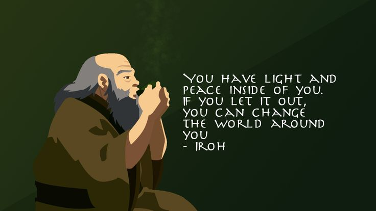 Uncle Iroh was the best character. - Album on Imgur