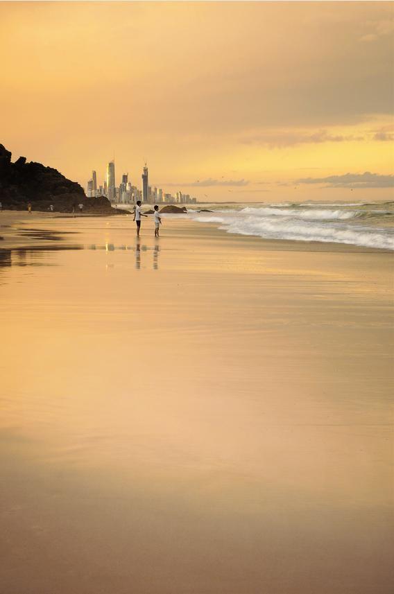 Queensland - the Gold Coast, Australia