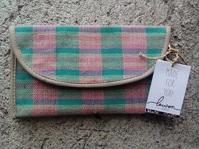 Wallet from tenun baduy #lawon #tenun #baduy
