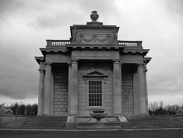 1773 – Casino, Marino, Dublin  Architect: Sir William Chambers