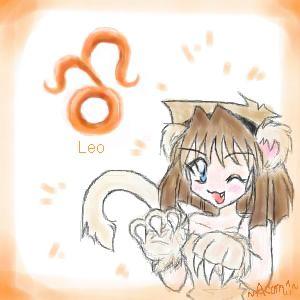 Leo Anzu by Achiru-et-al