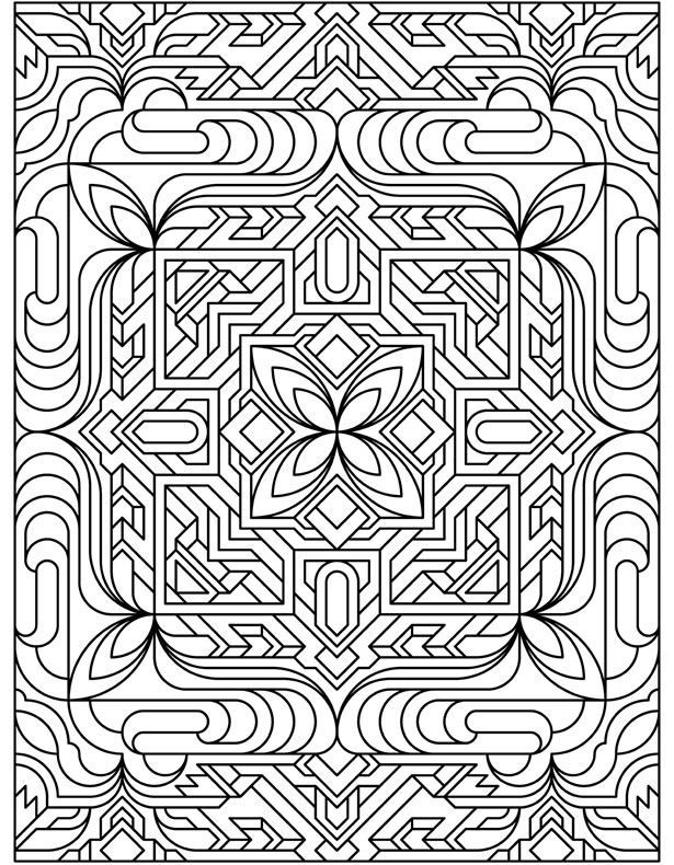 Welcome to Dover Publications | tessellations | Pinterest