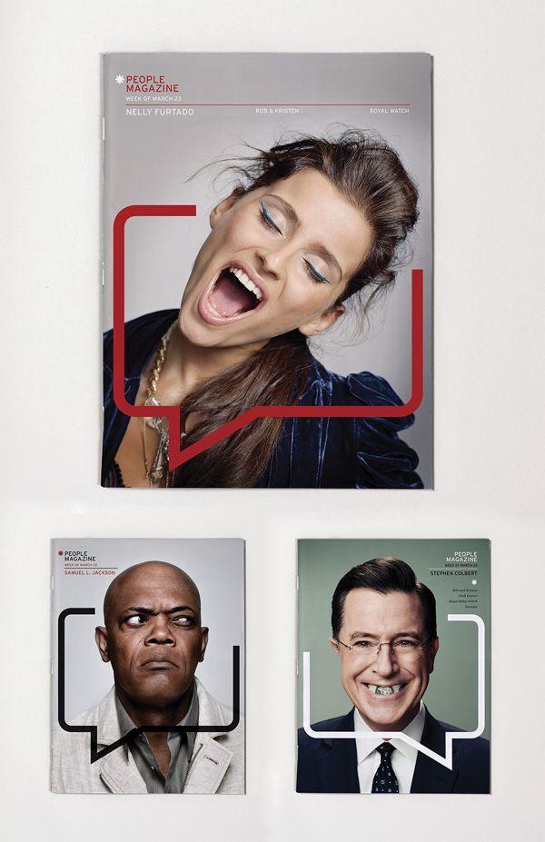 People Magazine Redesign by Rachel Ake