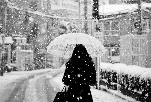 beautiful snow (sometimes)