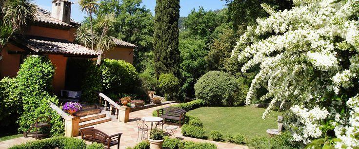 Chambre d'hôtes Mas du Roc à Grasse | Avignon et Provence