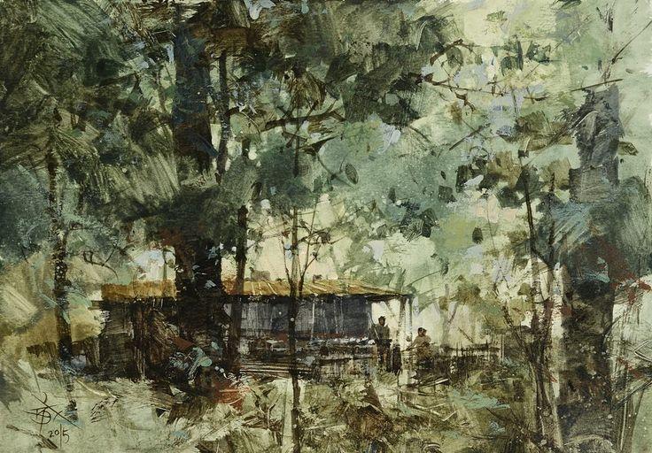 Chien Chung Wei 009 農家好 18.5 x 26.5 cm (16開)