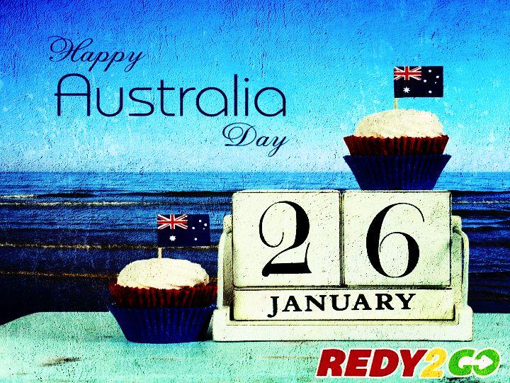 #AustraliaDay 2015