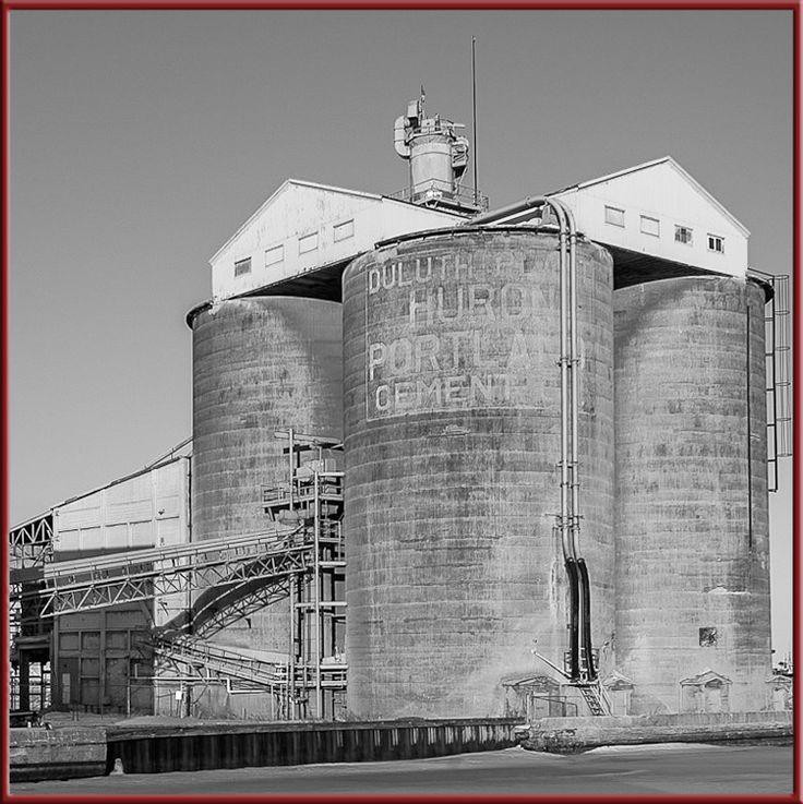 Huron Portland Cement : Best antique alpena s images on pinterest