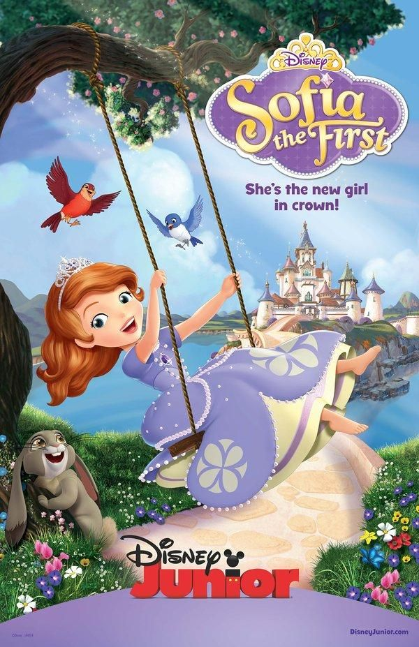Sofia the First (TV Series 2013- ????)