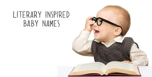 Literary baby Names   ohbaby.co.nz