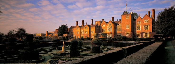 Not quite in London but almost. Great Fosters is a stunning country hotel, perfect for weddings. In the winter you can use the Tithe Barn which is deliciously cosy and their events team are very helpful. good food too!
