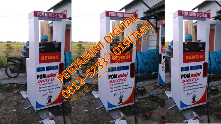 Jual Kios Pertamini Di Bali,Jual Kios Pertamini Murah Di Bali  PERTAMINI / SPBU MINI / FUEL DISPENSER / POM BENSIN MINI CP :Bpk. Hermanu Setiawan 0812–5233-1019 ( Tsel ) Email      : pertaminidigitalsurabaya@gmail.com Website : http://distributorpertaminijatim.wordpress.com Alamat : Perum Sidokare Asri BB 12  Sidoarjo-JawaTimur 61214  Upload By : M.Kholidul Azhar