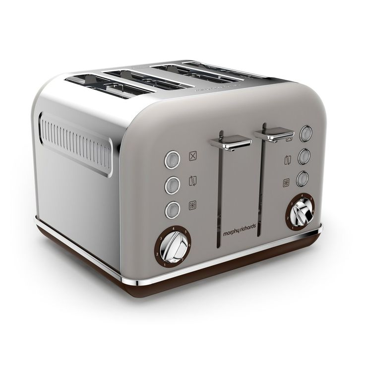 Special Edition Accents Pebble 4 Slice Toaster
